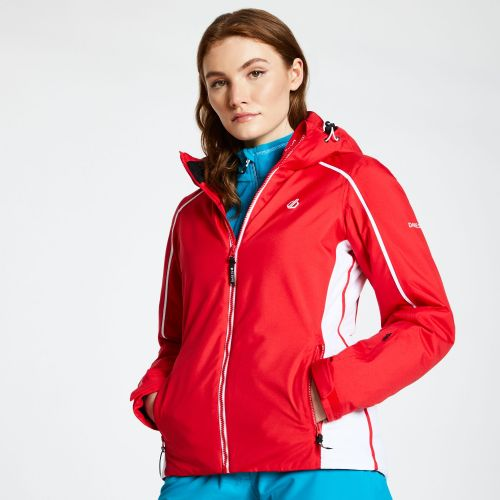 Women's Comity Ski Jacket Lollipop